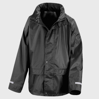 Result Core Junior Stormdri Over Jacket