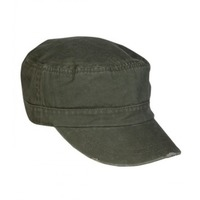 ATC C180 Distressed Military Cap