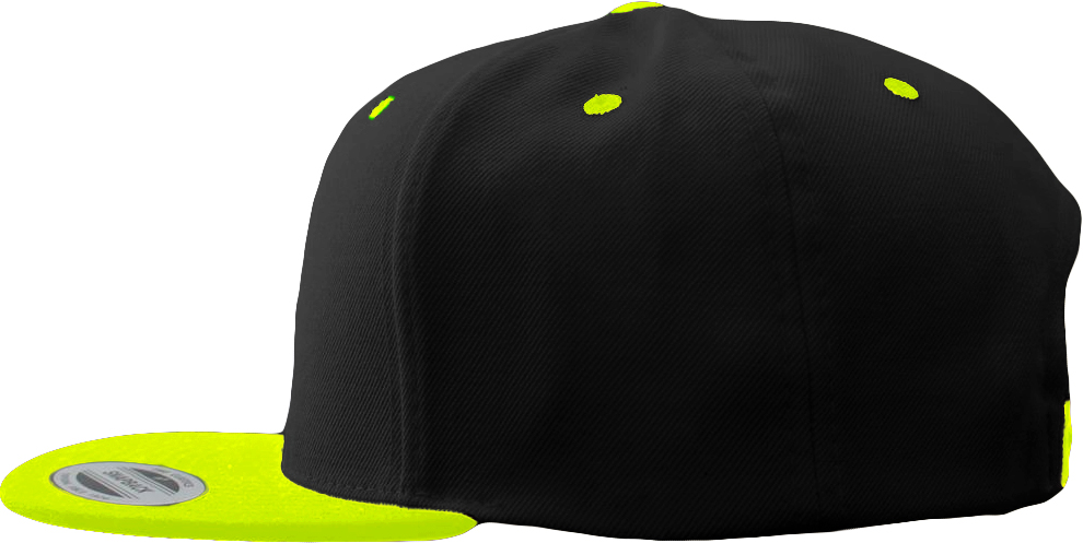 Yupoong 6089 6-Panel Structured Flat Visor Classic Snapback - Japorms Custom  Clothing 11f982a3b3fc