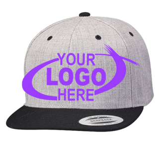 Customize your embroidered cap.