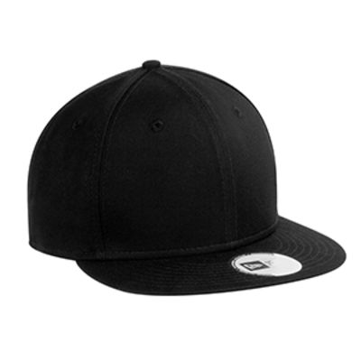 New Era NE400 Flat Bill Snapback Thumbnail