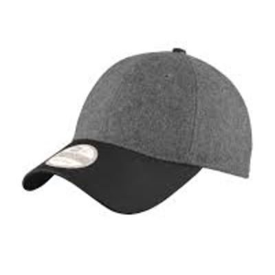 NEW ERA NE206 Melton Wool Heather Cap Thumbnail