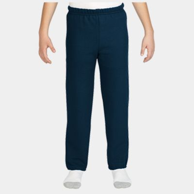 Gildan 18200B Heavy Blen 50/50 Youth Sweatpants Thumbnail