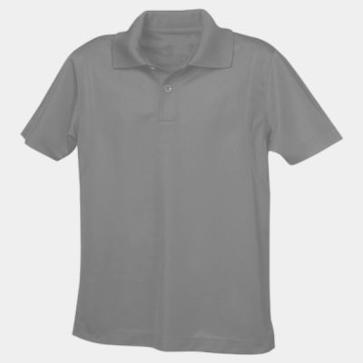 Coal Harbour Y445 Snag Resistant Youth Sport Shirt Thumbnail
